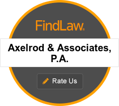Axelrod & Associates, P.A. Attorney Rating Badge. 5.0 out of 1 reviews.