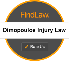 Dimopoulos Injury Law Attorney Rating Badge. 5.0 out of 3 reviews.