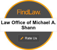Law Office of Michael A. Shann Attorney Rating Badge. 0.0 out of 0 reviews.