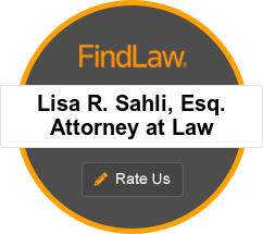 Lisa R. Sahli, Esq. Attorney at Law Attorney Rating Badge. 5.0 out of 2 reviews.
