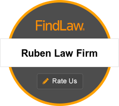 Ruben Law Firm Attorney Rating Badge. 5.0 out of 2 reviews.