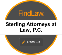 Sterling Attorneys at Law, P.C. Attorney Rating Badge. 5.0 out of 1 reviews.