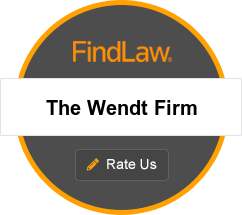 The Wendt Firm Attorney Rating Badge. 4.5 out of 2 reviews.